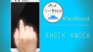 Knock Knock Para Cualquier Android // MEJOR APLICACION PARA PANTALLA // TechDroid