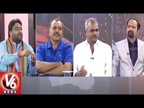 Special Debate On New Pattadar e-Passbooks For Farmers | Good Morning Telangana | V6 News