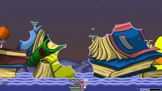 Worms Armageddon 2014 - Episode 14 - One Of Everything (round 5)