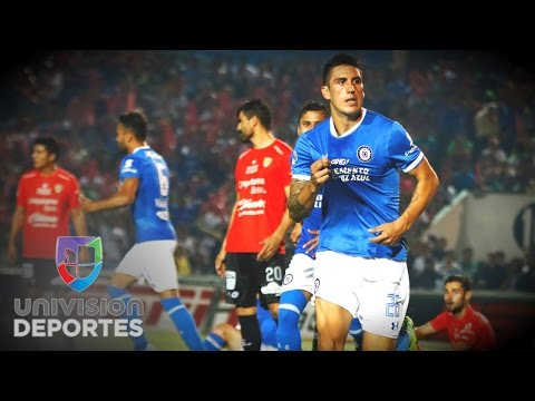 Cruz Azul se relamió las heridas en la selva, venció 3-0 a Chiapas