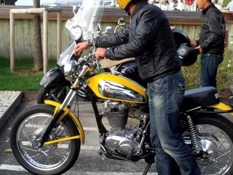 Ducati Scramblercome Si Avviam4v Youtube