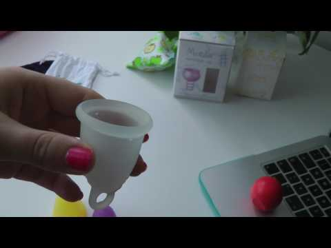 Менструальная чаша как пользоваться