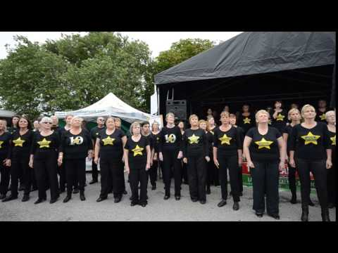 Cowbridge Rockies Llantwit Major Victorian Fair 2017