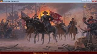 Civil War Generals II - The Battle of Blackburn