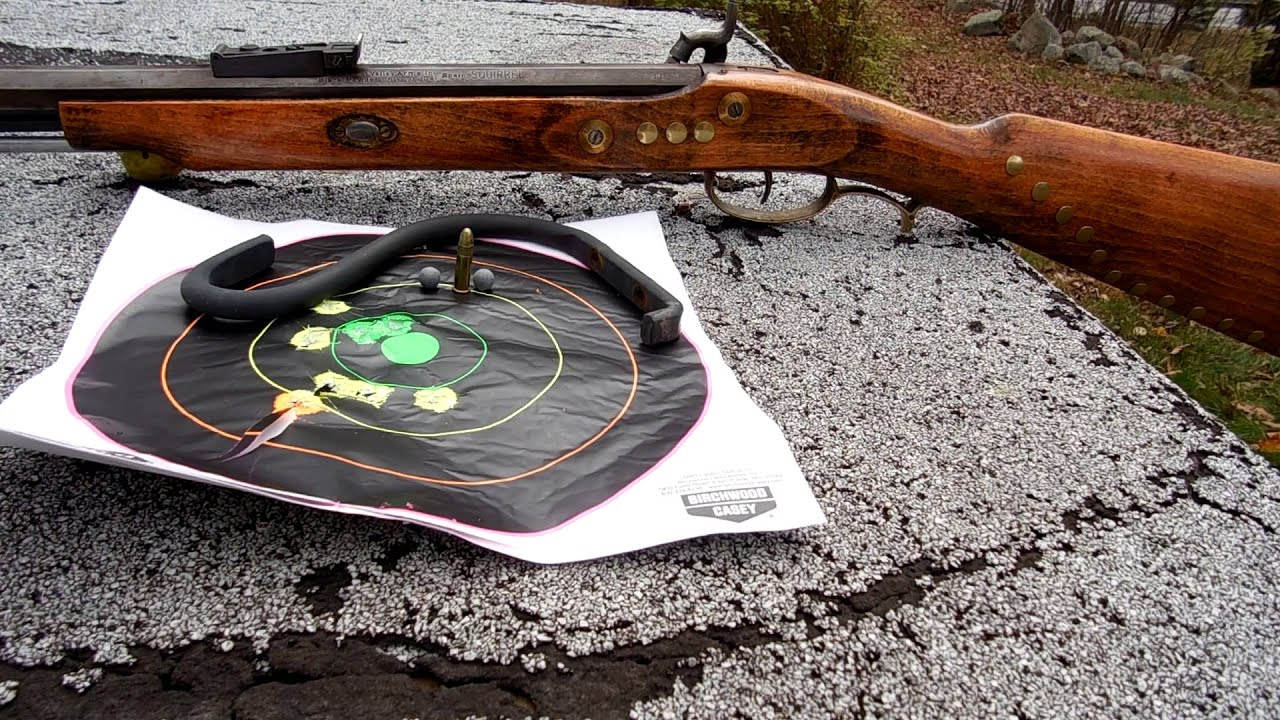 CVA  32 Muzzleloading Squirrel Rifle