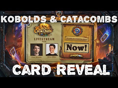 Kobolds & Catacombs Card Reveal