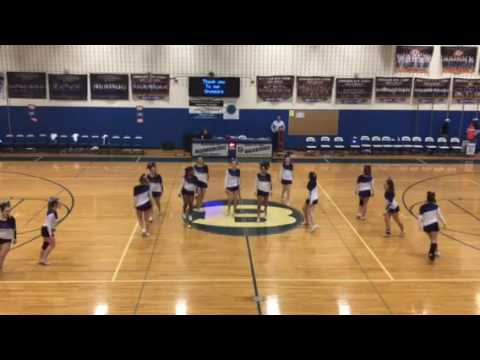 Boonsboro Cheer 1/27/17