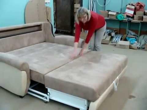 Диван кровать Юнис.