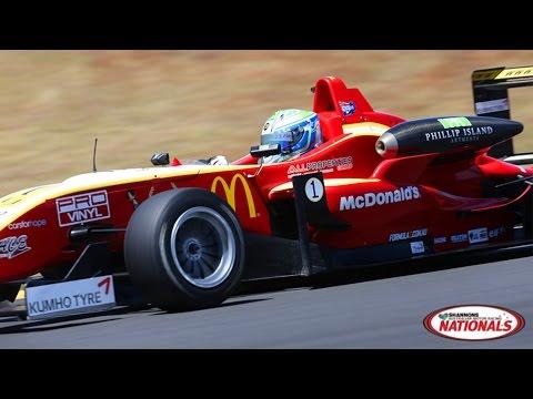 Formula 3 & Production Cars Rnd 7, Sydney Motorsport Park, November 13, 2016