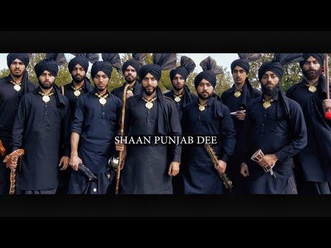 Shaan Punjab Dee - First Place @ Bruin Bhangra's 20th Anniversary - Bruin Bhangra XX (2018)