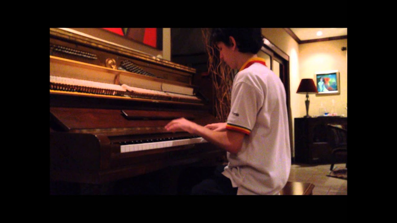 Alfonsina y el Mar- Piano Cover - YouTube