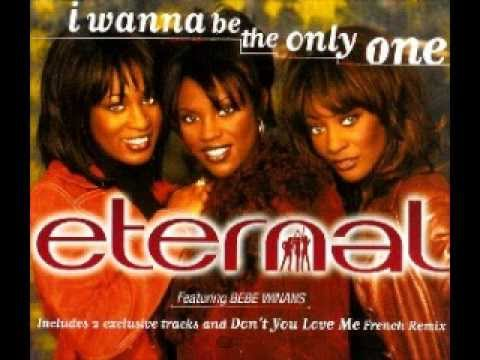 Eternal - I Wanna Be The Only One