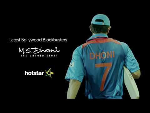 MS Dhoni: The Untold Story, Watch the full...