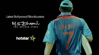 MS Dhoni: The Untold Story, Watch the full movie on Hotstar