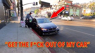 TROLLING Uber Drivers IN A FOREIGN LANGUAGE!!