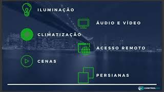 Lançamento - Central de Automação  xPort