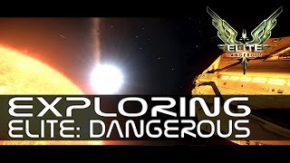Exploring Elite Dangerous - Episode 24 - NGC 6357 Nebula