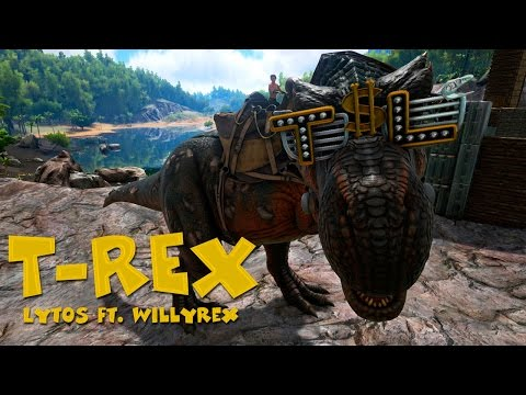 "ARK - ""T-REX"" 