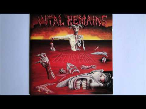 Vital Remains - Isolated Magick