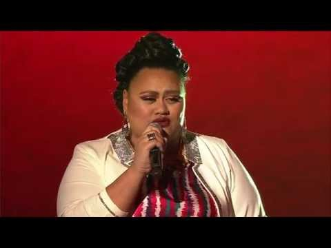 Nyssa Steals The Show Singing 'Crazy' By Patsy Cline - The X Factor NZ On TV3 - 2015
