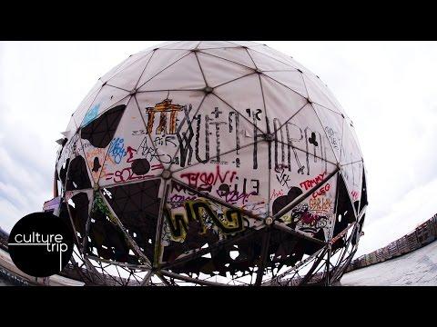 Berlin's Abandoned Spy Station