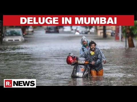 Mumbai: Heavy Rain