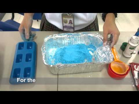 How to Make BATH BOMBS – Chemistry Project