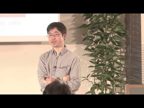"""Kyoto Univ iCeMS Learning Lounge #10 """"Gene Switch: Asking cells, 'Who Are You?'"""" Dr Yoshihiko Fujita"""