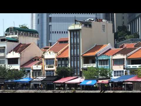 Singapore Colonial Core Waterfront & Chijmes