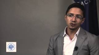 José Antequera Guzmán habla sobre  la satisfacción de sus derechos como víctima