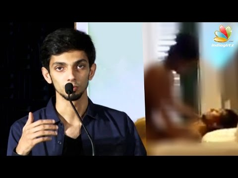 Anirudh Ravichander gives clarity on fake MMS video | Hot Tamil Cinema News | Controversial