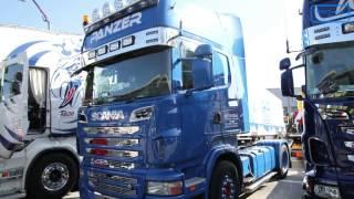 Trucker - Treffen Passau 2013 Teil 2 - LKW-Thorsten