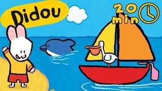 Didou - Didou dessine-moi la mer | Compilation HD