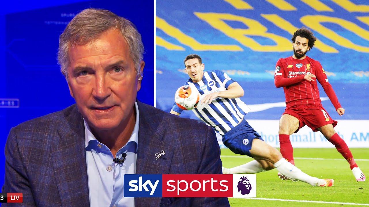 """Brighton were NAIVE!"" | Graeme Souness on Brighton's first half performance against Liverpool"