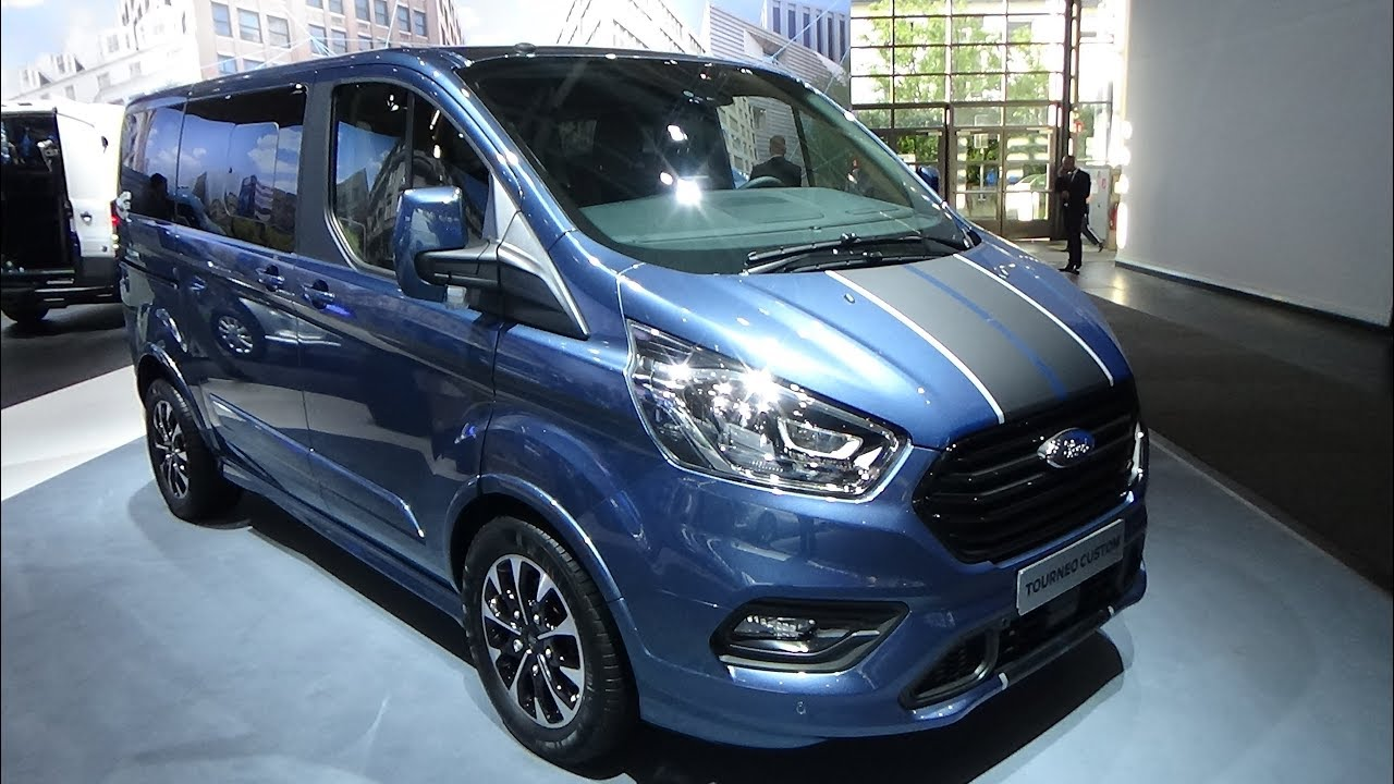 2019 Ford Tourneo Custom Exterior And Interior Iaa Hannover 2018