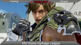 MN Online Garbage League - More Round 1 action
