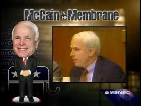 1993 McCain opposes 2008 McCain Keith Olbermann