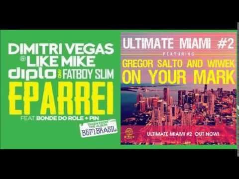 On Your Eparrei (DJ Yite Mashup) - W&W, DV&LM, Fatboy Slim, Diplo vs. Gregor Salto & Wiwek