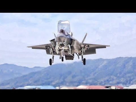 F-35B Lightning II Vertical Landings