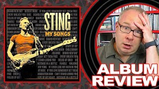 "Baixar ALBUM REVIEW: Sting ""My Songs"" DELUXE EDITION"