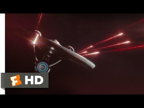Star Trek 79 Movie CLIP  Fire Everything! 2009 HD