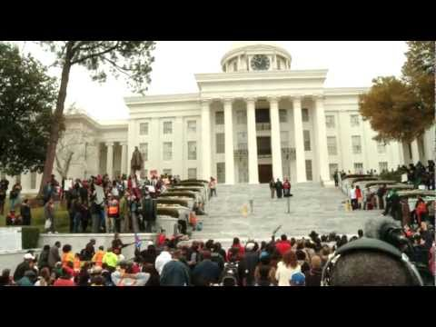Selma to Montgomery March Rally for Civil Rights