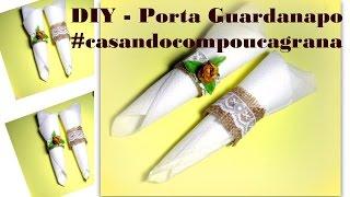 DIY – Porta Guardanapo