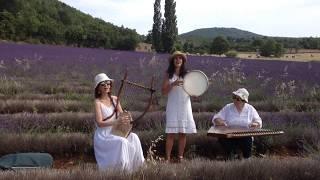 Vassiliki Papageorgiou & Aliki Markantonatou with Loukia Konstantatou - Sappho's Hymn to Aphrodite