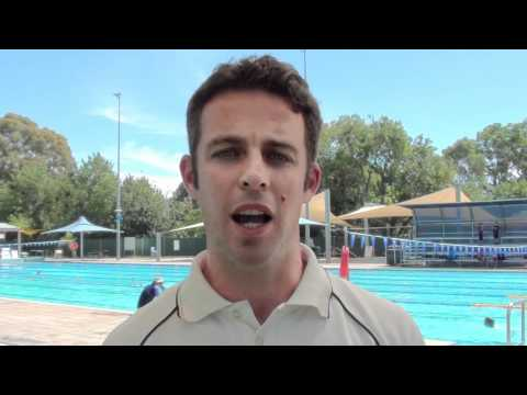 Career Snapshot: Pool Duty Supervisor - Angas Boot