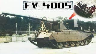 FV4005 Stage 1 и Stage 2: истребители советских танков ИС-3