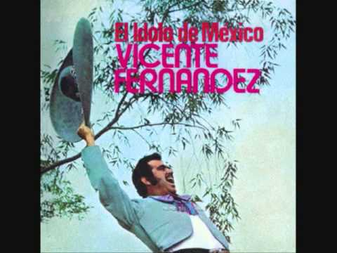 Vicente Fernandez  Madrecita Querida