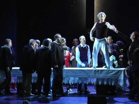 Jesus Christ Superstar 2010: Last Supper & Confrontation (Ralf Meyering & Chris Murray)