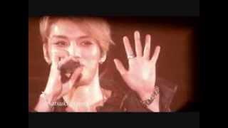 2014.1.22. ジェジュン in 名古屋 バナー企画 MC ♪Paradise♪