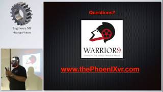 Warrior9 - Singapore Virtual Reality Meetup Group